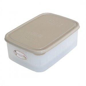 エンバランス 鮮度保持容器 角型 2100ml(ザル付き)