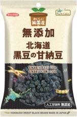 ノースカラーズ 純国産 北海道黒豆の甘納豆 95g