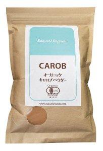 桜井食品 オーガニックキャロブパウダー 200g