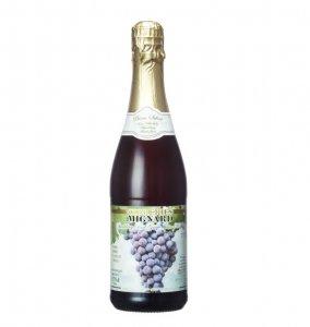 パナバック S. ミニャール スパークリングワイン グレープジュース 赤 750ml