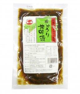 海の精 国産・きゅうり諸味漬(有機きゅうり) 100g