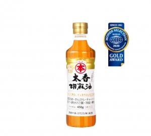 竹本油脂 太香胡麻油 ペット 450g