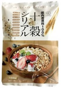 社旭食品 十穀シリアル 150g