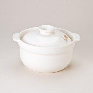 健康綜合開発 マスタークック 3合炊飯用土鍋