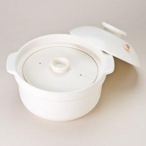健康綜合開発 マスタークック 6合炊き炊飯用土鍋