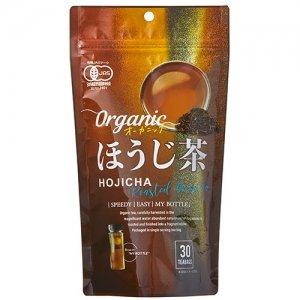 tokyo tea trading オーガニックほうじ茶 30包