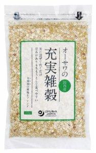 オーサワの充実雑穀(国産) 250g