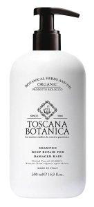 TOSCANA BOTANICAオーガニックシャンプー(ダメージヘア用) 500ml