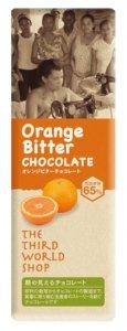 第3世界ショップ オレンジビターチョコレート 50g <オーガニック 有機栽培><フェアトレード><添加物不使用><冬季限定>