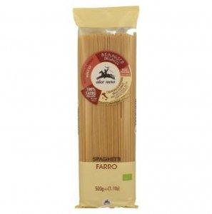 アルチェネロ 有機スペルト小麦・スパゲッティ<オーガニック> 500g