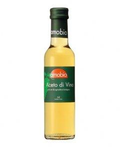 有機白ワインビネガー 250ml