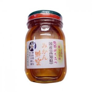 高知県産 みかん蜂蜜