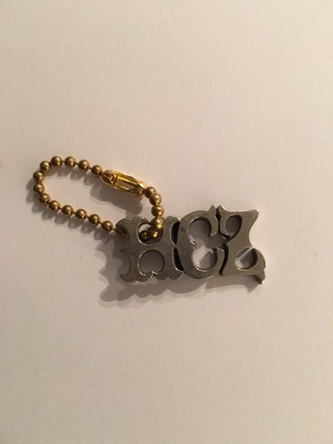 【HONEY WORKS】HCZ keyholder by HATCHET