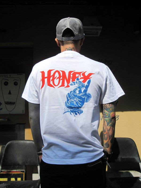 【HONEY WORKS】Repro Tee by C×T×M 2