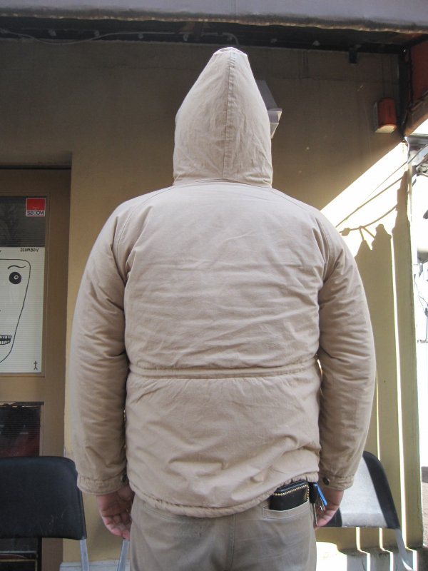 【G&F WORKERS】REVERSIBLE JACKET 3