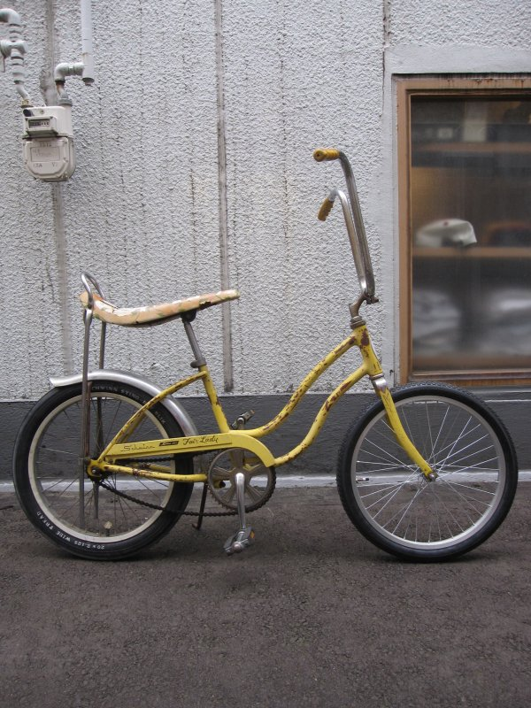 【Vintage】SCHWINN STING-RAY Fair lady