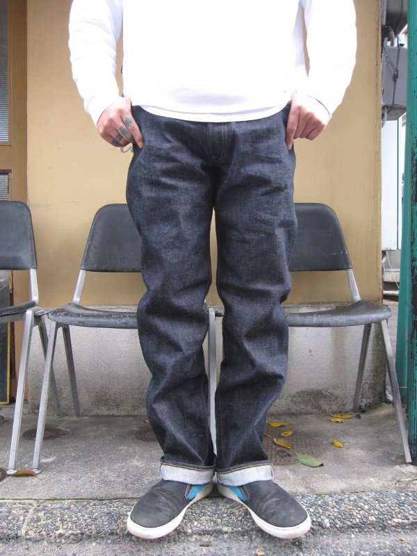 【Roulette】RHC 001 BLUE DENIM