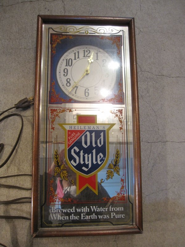 【Vintage】OLD STYLE WALL CLOCK