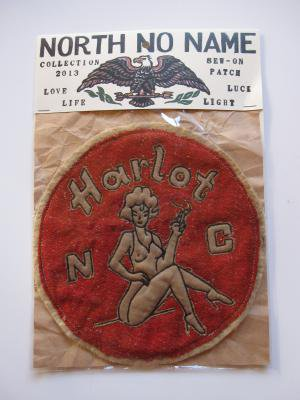 【NORTH NO NAME】FELT PATCH