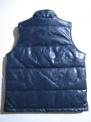 【Roulette】CHAMPION? leather Vest (予約商品) 2