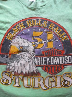 【Vintage】HARLEY T-SHIRTS