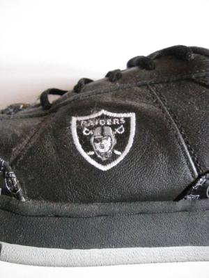 【Vintage】RAIDERS SHOES 4