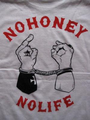 【HONEY WORKS】N.H.N.L Tee