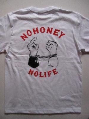 【HONEY WORKS】N.H.N.L Tee / WHITE 4