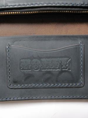 【HONEY WORKS】NEW Studs Leather Wallet 4