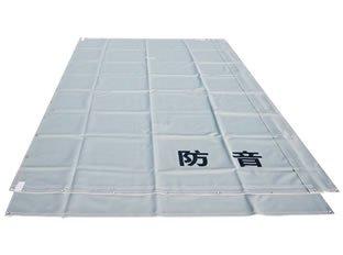 【期間限定セール】防音シート(0.4mm厚)1.2m×5.1m