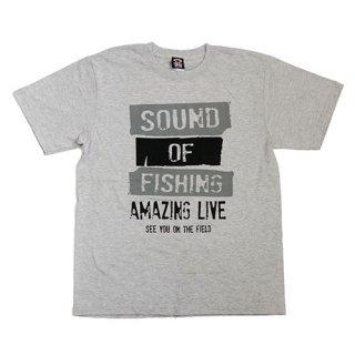 Tシャツ SOUND【グレー】
