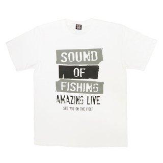 Tシャツ SOUND【ホワイト】