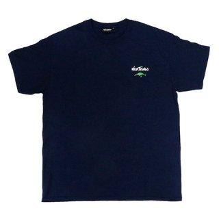 ワイルドシングス×ジャッカル Tシャツ【ネイビー】