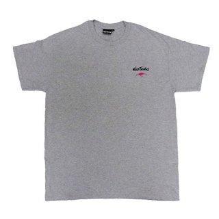 ワイルドシングス×ジャッカル Tシャツ【グレー】