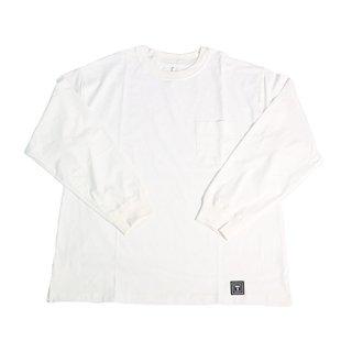 JK×URD 切り替え LS Tee【ホワイト】