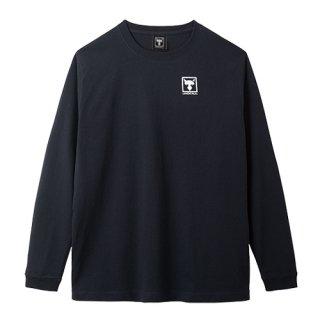 ロングスリーブTシャツ【ブラック】
