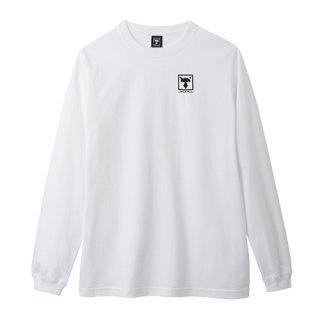 ロングスリーブTシャツ【ホワイト】