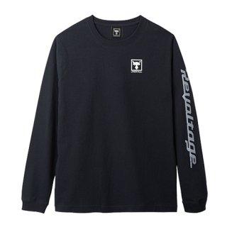 リボルテージロングスリーブTシャツ【ブラック】