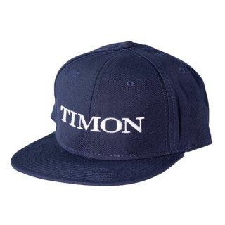 TIMON フラットキャップ【ネイビー】