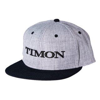TIMON フラットキャップ【グレー】