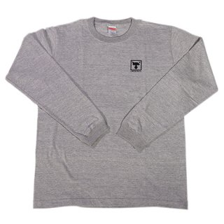 2019 BACロングスリーブTシャツ【グレー】