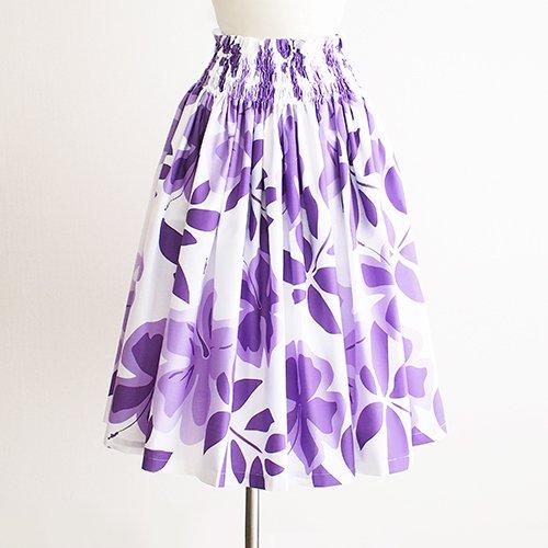 【即日発送可】紫色 パウスカート ハイビスカス柄 [4色展開]