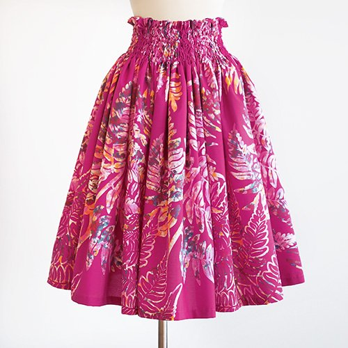 ピンク パウスカート パラパライ柄[6色展開]