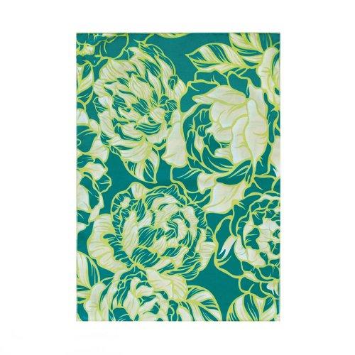 シンプルな袋 緑色 トーチジンジャー柄