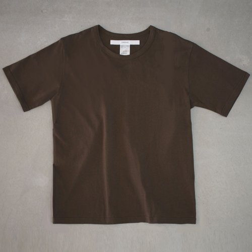 <img class='new_mark_img1' src='https://img.shop-pro.jp/img/new/icons6.gif' style='border:none;display:inline;margin:0px;padding:0px;width:auto;' />【CORTADO】T-shirt 7.8oz solid brown