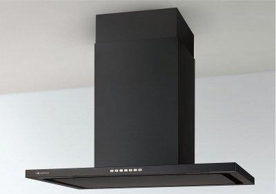 LIXIL MCFED-943TBK 間口90cm ブラック センターキッチン・対面キッチン用 センターフードFEDタイプ ★レンジフード ダクトカバー付き ※納期約2週間