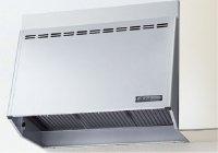 LIXIL NBH-9187SI 間口90cm 高さ70cm 壁付用(I型・L型・センターキッチンL型)NBHプロペラファンタイプ ★レンジフード 金属製上幕板付き ※納期約2週間