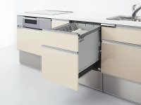 パナソニック製(Panasonic)QSS45KD7WD 深型タイプ ○食洗機