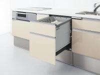 パナソニック製(Panasonic)QSS45KD8AWD 深型タイプ ○食洗機