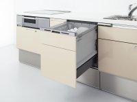パナソニック製(Panasonic)QSS45MD8WD 深型タイプ ○食洗機